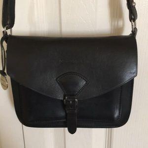 Classic, Vintage, Blk Dooney & Burke crossbody bag
